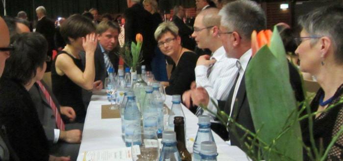 Iphöfer sind dabei -  beim Freien Wähler Ball in Wiesentheid