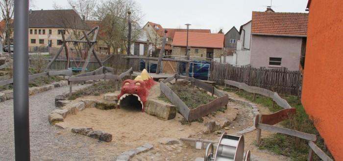 Spielplatz Nenzenheim