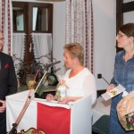 Vorstellung des Bürgermeisterkandidaten Dieter Lenzer