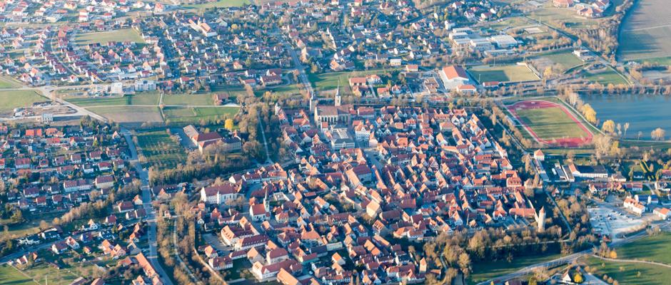 Iphofen Stadtblick
