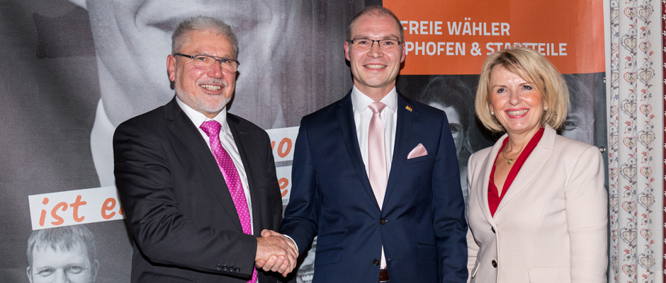 Dieter Lenzer - Bürgermeisterkandidat 2020